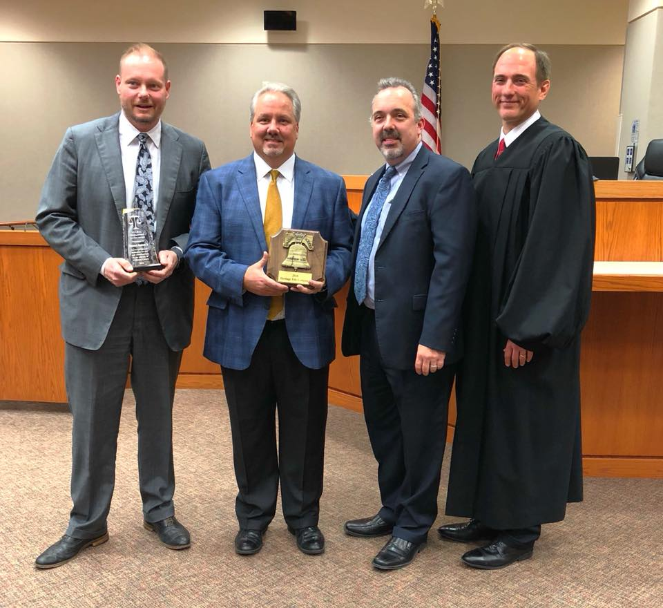 You are currently viewing Tom Vaclavek Receives McHenry County Bar Association Distinguished Service Award